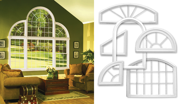 Windows goodman glass for Arch window replacement